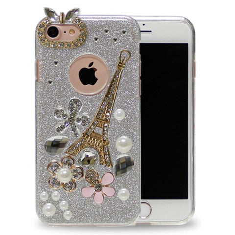 BLING EIFFEL TOWER CASE