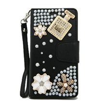 Load image into Gallery viewer, BLING PERFUME WALLET CASE