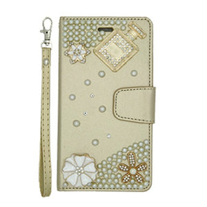 BLING PERFUME WALLET CASE