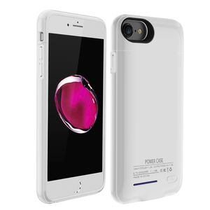 BATTERY CHARGING CASE WHITE