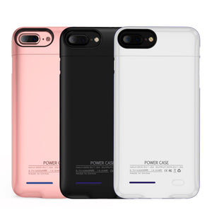 BATTERY CHARGING CASE ROSE GOLD