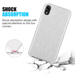 STARRY DAZZLE LUXURY TPU COVER CASE FOR IPHONE XS, XS MAX, XR