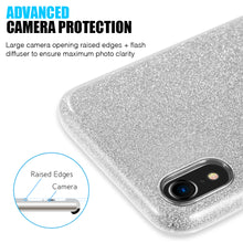 Load image into Gallery viewer, STARRY DAZZLE LUXURY TPU COVER CASE FOR IPHONE XS, XS MAX, XR