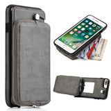 BACK POCKET LEATHER WALLLET CASE