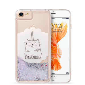 CATICON LIQUID GLITTER CASE