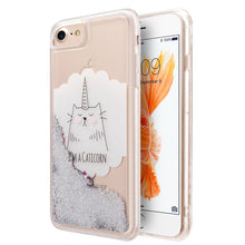 Load image into Gallery viewer, CATICON LIQUID GLITTER CASE