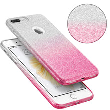 Load image into Gallery viewer, STARRY DAZZLE 2TONE GLITTER CASE