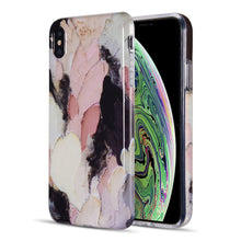 Load image into Gallery viewer, ARTISTRY COLLECTION FULL COVERAGE IMD MARBLE TPU CASE