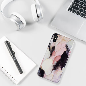 ARTISTRY COLLECTION FULL COVERAGE IMD MARBLE TPU CASE