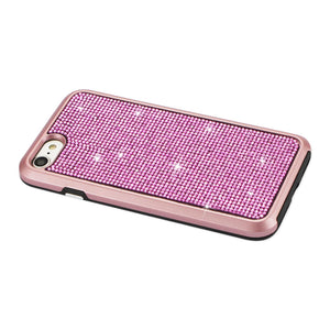DIMOND TPU PROTECTOR COVER IN PINK