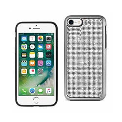 DIMOND TPU PROTECTOR COVER IN SILVER
