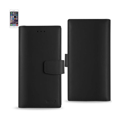APPLE GENUINE LEATHER RFID WALLET CASE