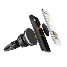 Load image into Gallery viewer, UNIVERSAL AIR VENT MAGNETIC CAR MOUNT HOLDER
