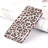 LEOPARD WALLET CASE