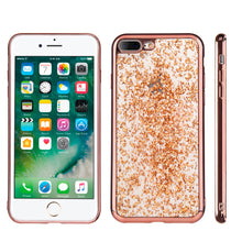 Load image into Gallery viewer, GOLD LEAF ROSEGOLD CASE