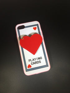 HEART MIRROR CASE