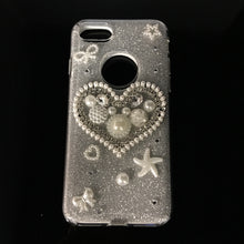 Load image into Gallery viewer, BLING HEART CASE