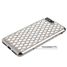 Load image into Gallery viewer, RHOMBUS RHINESTONES BLING CASE