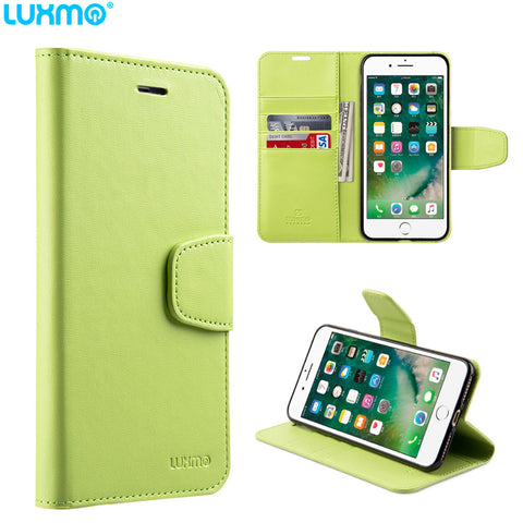 URBAN CLASSIC LEATHER WALLET CASE GREEN