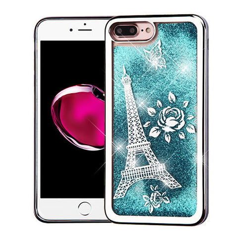SILVER ELECTROPLATING LIQUID EIFFLE TOWER