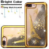GOLD ELECTROPLATING LIQUID EIFFLE TOWER
