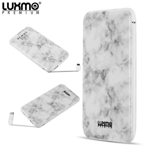 UNIVERSAL ULTRA SLIM CHARGE 5000MAH EXTERNAL POWER BANK