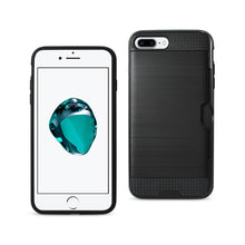 Load image into Gallery viewer, SLIM ARMOR HYBRID CASE WITH CARD HOLDER