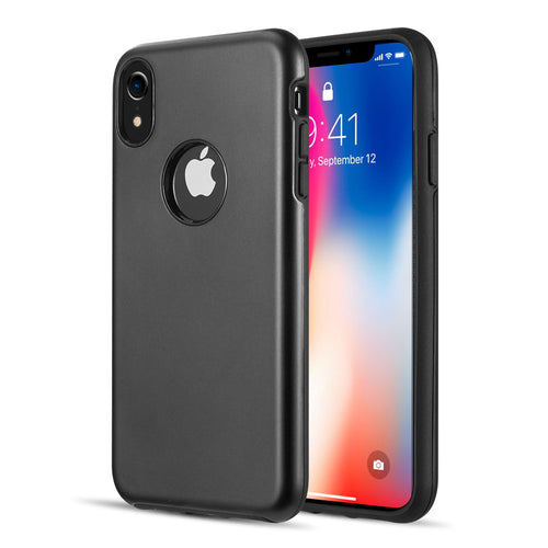 THE PATROL DUAL HYBRID PROTECTION CASE FOR IPHONE XR,XS MAX