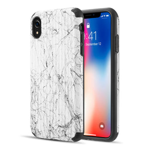 THE SPLASH INK LUGGAGE HYBRID PROTECTION CASE FOR IPHONE XR,XS MAX