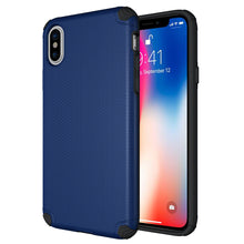 Load image into Gallery viewer, APPLE IPHONE X TITAN ANTI-SHOCK HYBRID PROTECTION CASE