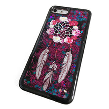 Load image into Gallery viewer, DREAM CATCHER LIQUID GLITTER CASE