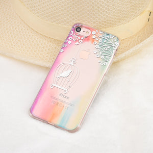 JULIET TPU WATER COLOR CASE