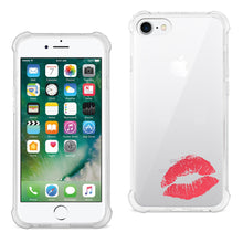 Load image into Gallery viewer, IPHONE 7/8 ALLURE DESIGN AIR CUSHION CASE IN CLEAR