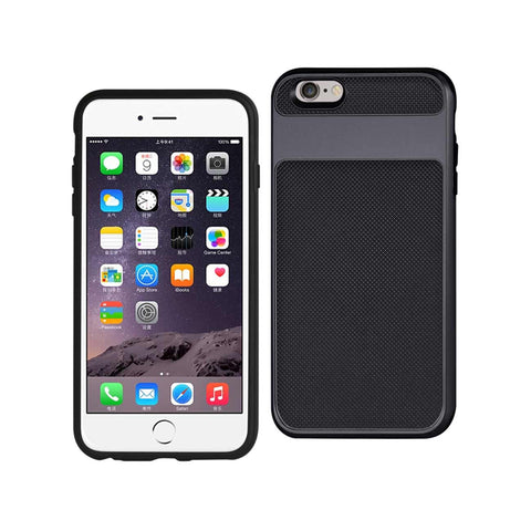SOLID ARMOR BUMPER CASE IN BLACK