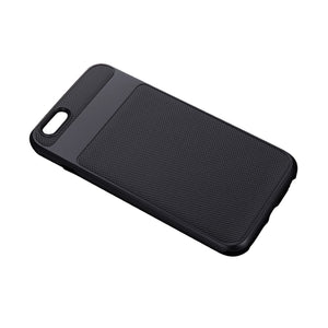 HYBRID BUMPER CASE IN BLACK