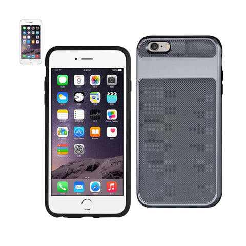 SOLID ARMOR BUMPER CASE IN GRAY