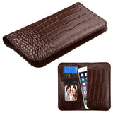 CROCODILE EMBOSSED UNIVERSAL CASE