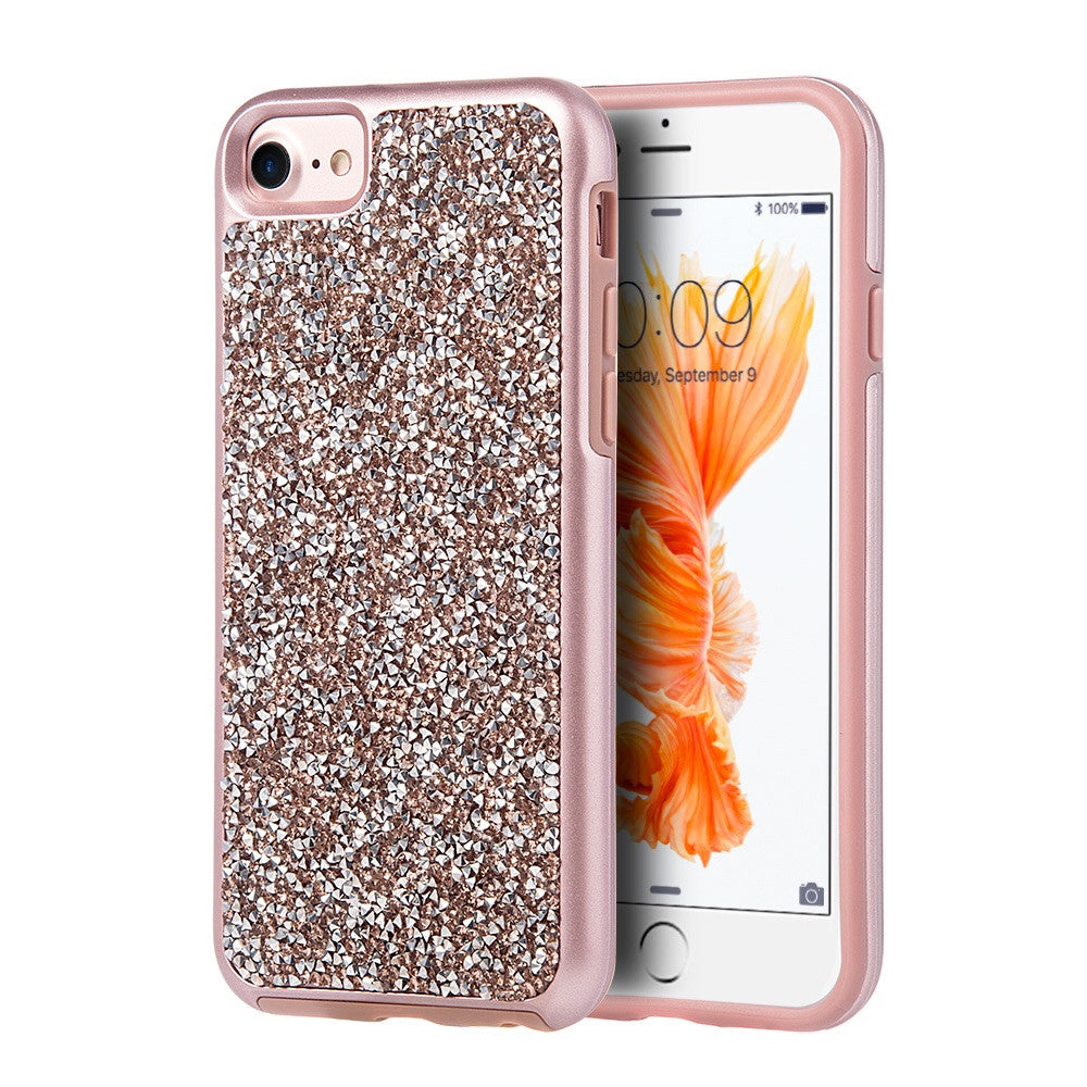 DIAMOND JEWEL ROSE GOLD CASE