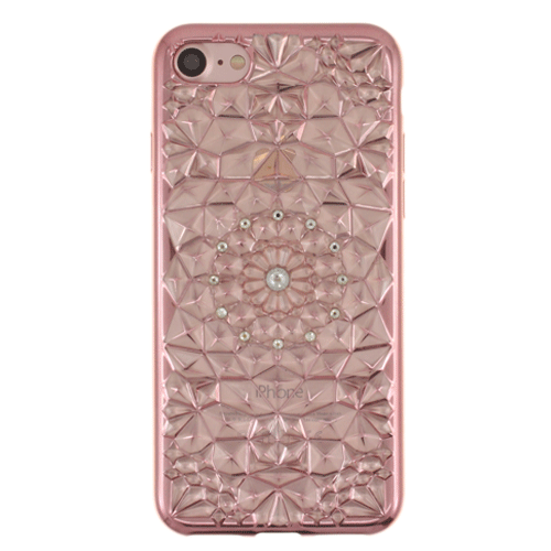 APPLE IPHONE DIAMOND BLING PINK