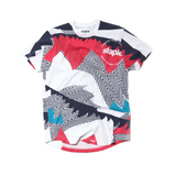 Abstract Allover Tee