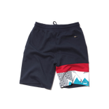 Abstract Sweatshort
