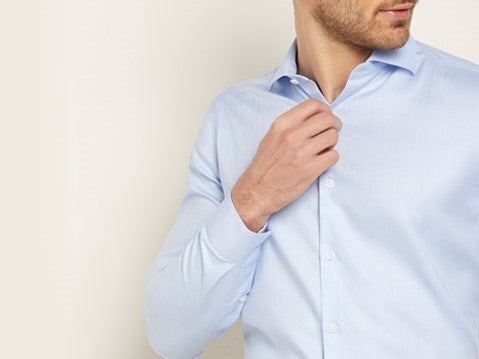 Why Wear A Custom Tailored Dress Shirt