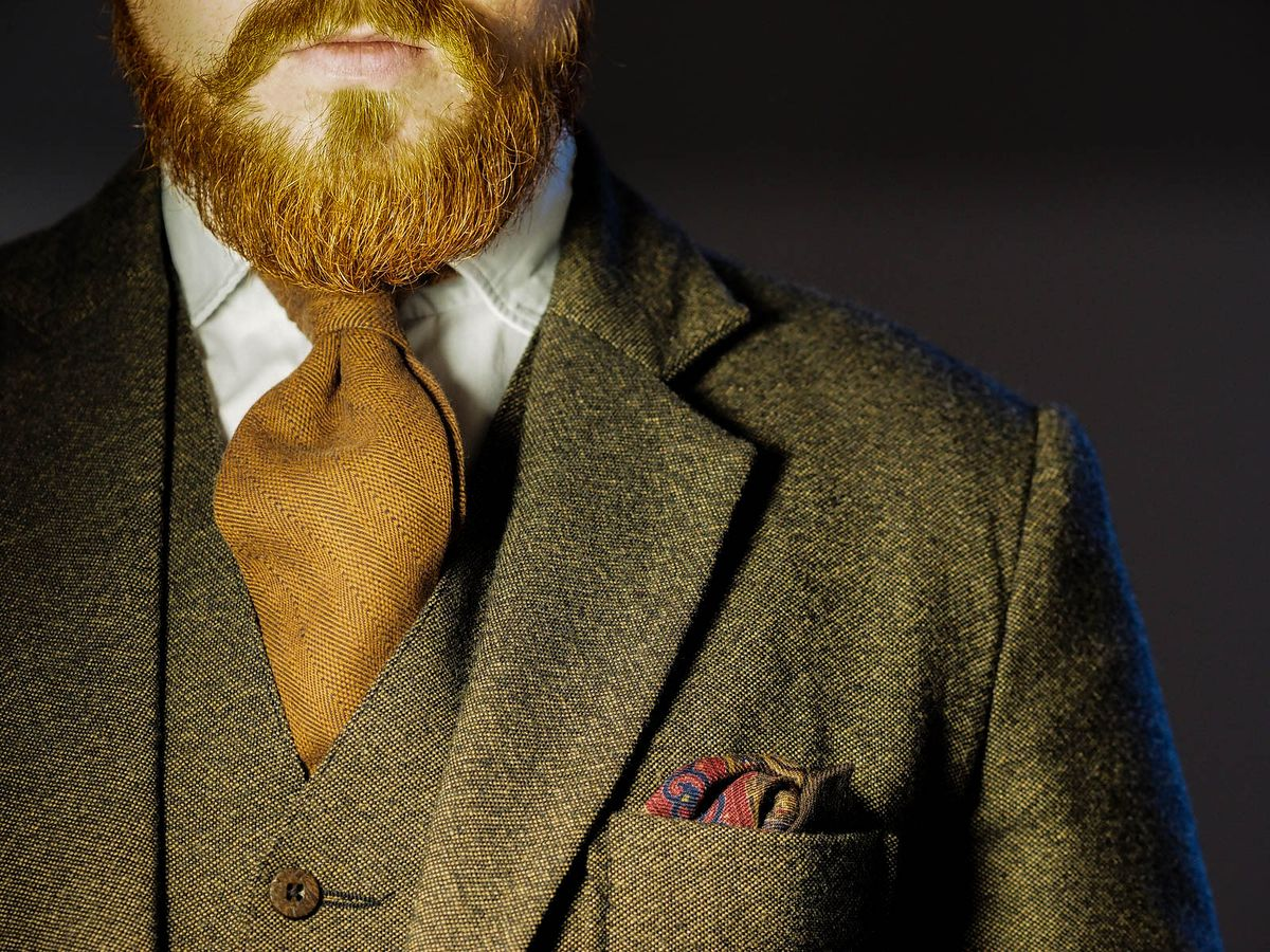 The Art of the Pocket Square