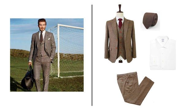 Tweed suit styling 2