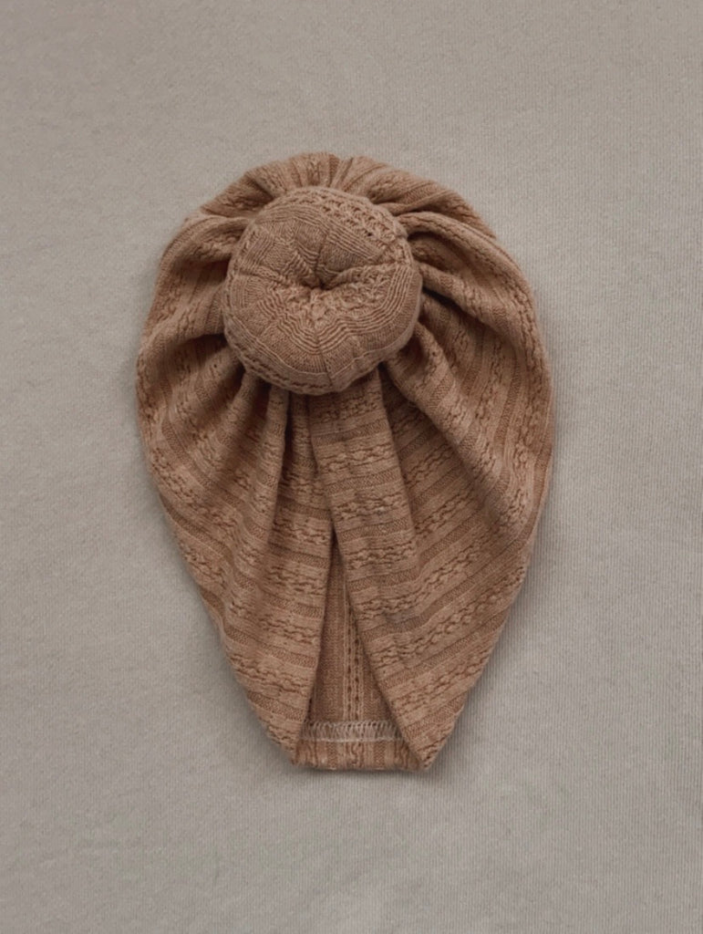 Cable Knit Turban