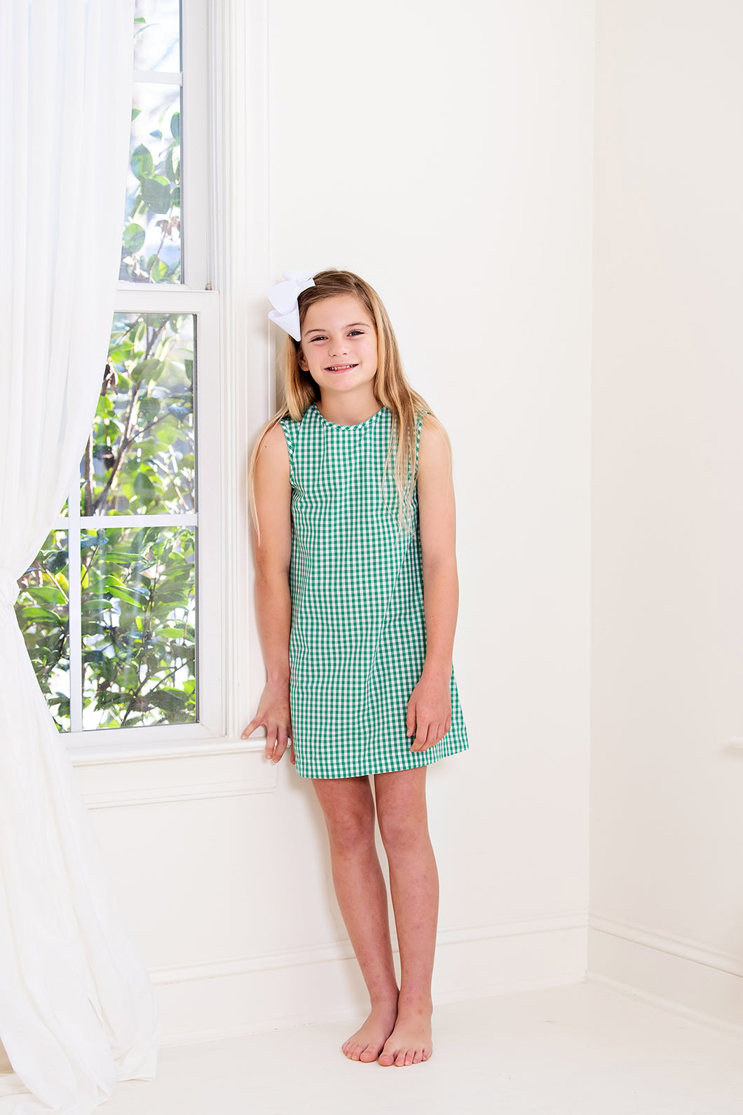 The Eloise Shift Dress