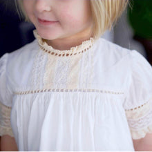 Ivory Lace Heirloom Dress
