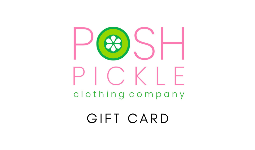 Posh Pickle Gift Card