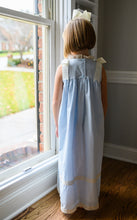 Cambridge Blue Sleeveless Dress