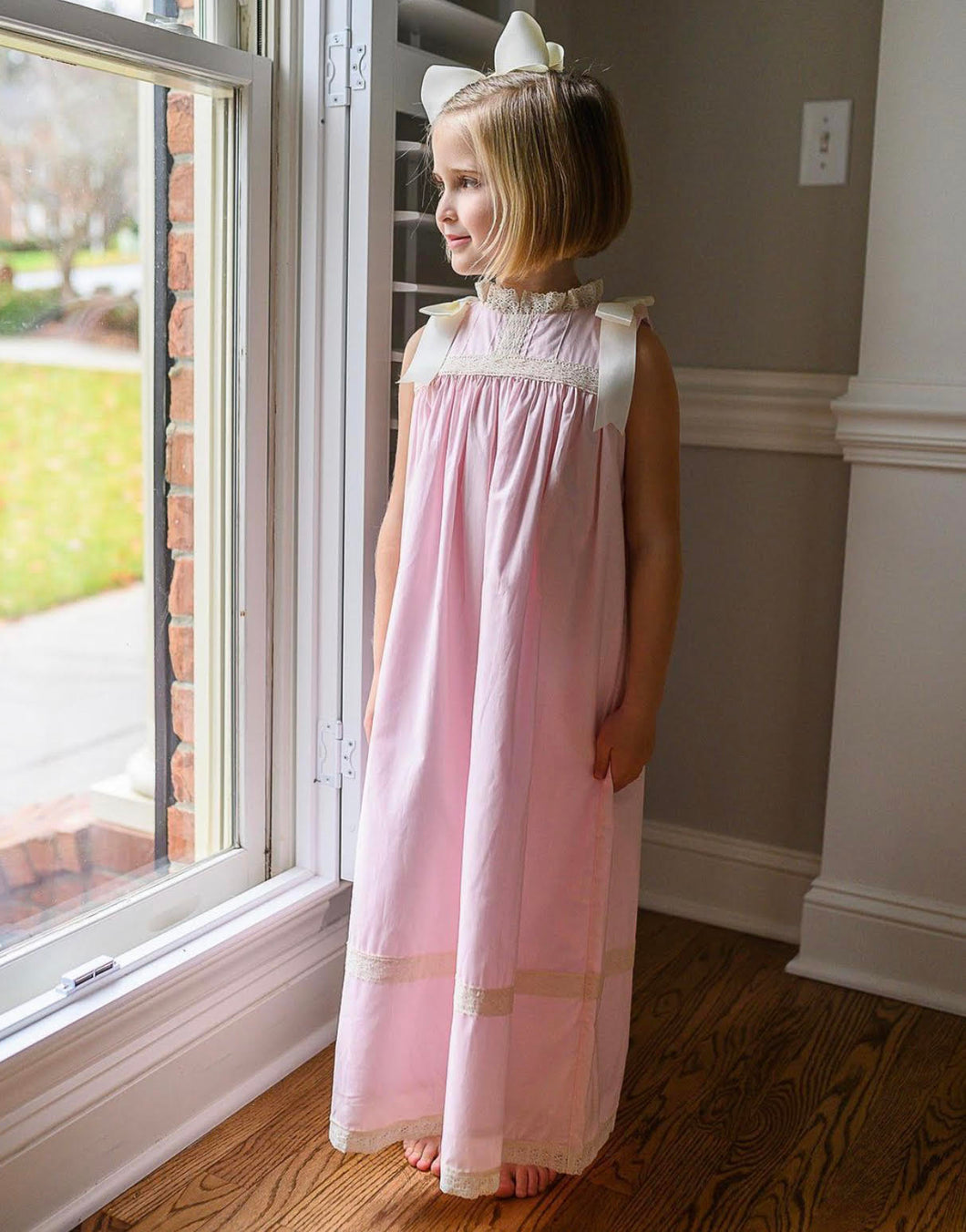 Cambridge Pink Sleeveless Dress